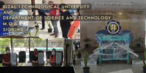 Read more about the article RTU-DOST MOA SIGNING
